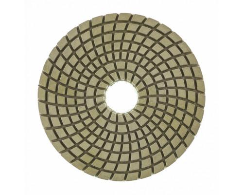 Алмазный гибкий шлифовальный круг, 100 мм, P800, мокрое шлифование, 5 шт. Matrix