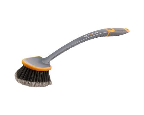 Щетка для мытья автомобиля с двухкомпонентной рукояткой Stels
