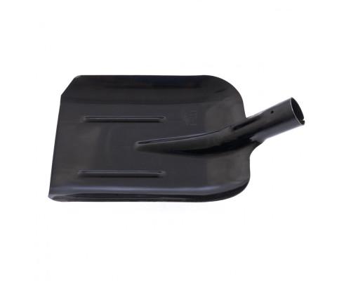 Лопата совковая, 230 x 280 мм, ребра жесткости, без черенка Россия