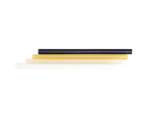 Стержни клеевые, черный, 11 х 200 мм, в упаковке 12 шт Matrix