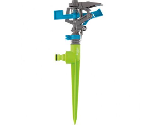 Разбрызгиватель импульсный, пластиковый, со штырем Palisad Luxe