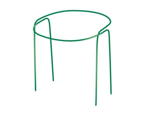 Кустодержатель круг 0,4 м, высота 0,7 м, 2 шт, D трубы 10 мм Россия