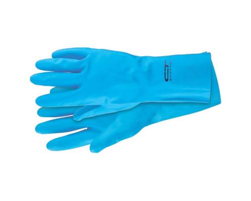 Перчатки резиновые технические маслобензостойкие, XXL Сибртех
