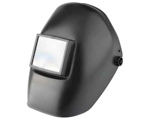 Маска сварщика, пластик стекло 110 х 90 мм, ГОСТ Р 12.4.238-2007 Россия Сибртех