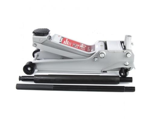 Домкрат гидравлический подкатной 98-535 мм. профессиональный, быстрый подъем 3,5 т, Low Profile, Quick Matrix