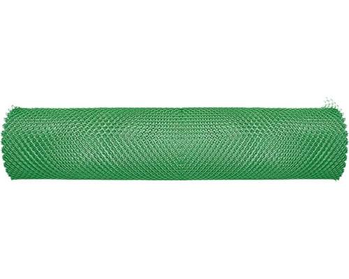 Сетка газонная в рулоне 2 х 30 м, ячейка 32 х 32 мм, зеленая Россия