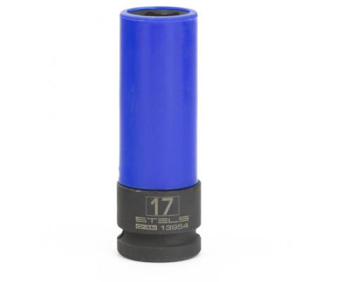 Головка ударная для колесных дисков, 17 мм, 1/2 Stels