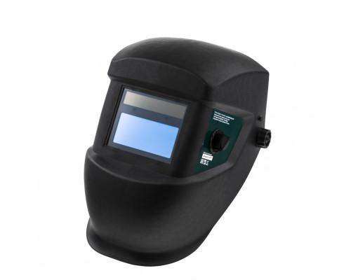 Щиток защитный лицевой (маска сварщика) с автозатемнением Ф5, коробка Сибртех