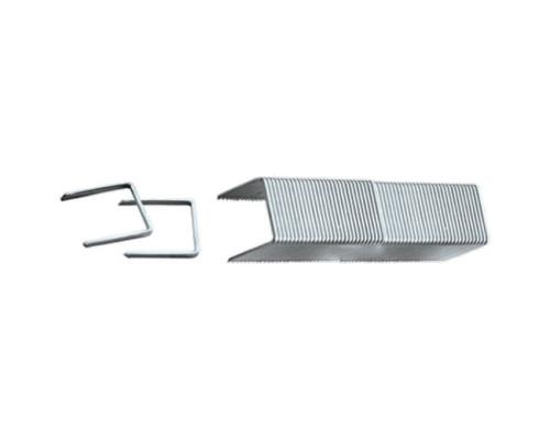 Скобы, 12 мм, для мебельного степлера, заостренные, тип 53, 1000 шт Matrix