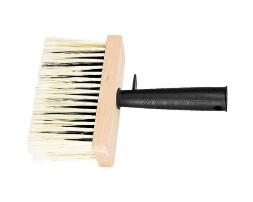 Кисть-макловица, 140 х 52 мм, искусственная щетина, деревянный корпус, пластмассовая ручка MTX
