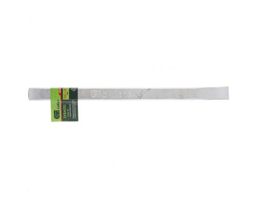 Зубило, 300 х 20 мм, сталь 45, оцинкованное Сибртех