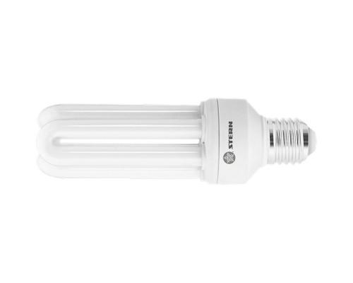 Лампа компактная люминесцентная, дуговая, 15 W, 2700K, E27, 8000ч Stern