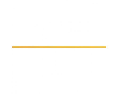 Черенок деревянный, 25 х 1300 мм, желтый лак, 1 сорт Россия