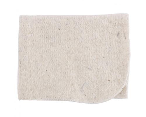 Салфетка для пола х/б белая 500 х 700 мм Россия Elfe