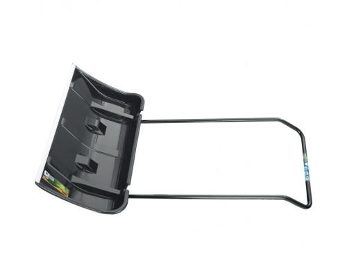 Движок для уборки снега пластиковый, 780х425х1230 мм, 2 части (ковш, стальная рукоятка), Palisad