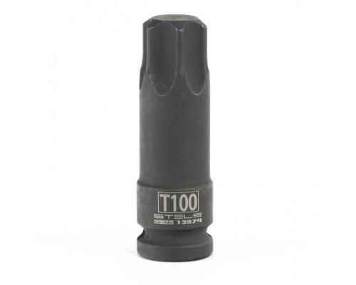 Головка ударная Torx 100, 1/2 Stels